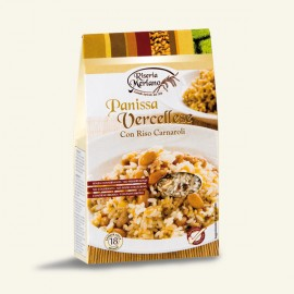 Risotto Panissa Vercellese